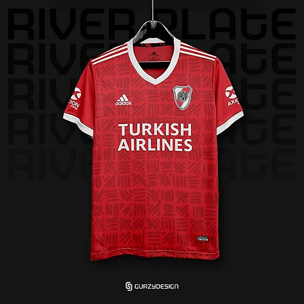 RIVER PLATE   AWAY CONCEPT