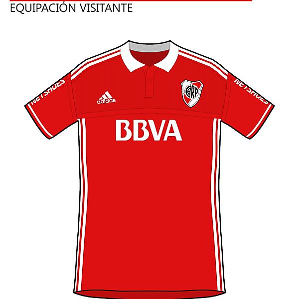 River Plate    Away Kit [Fantasy]