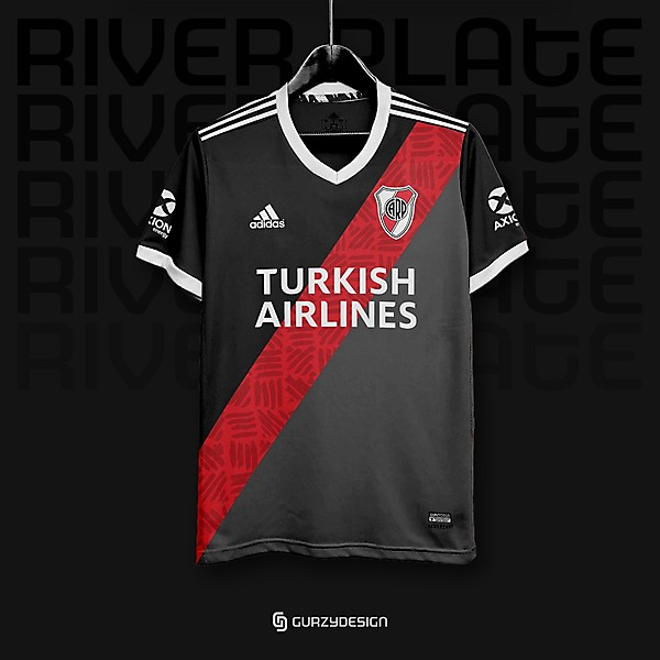 RIVER PLATE   THIRD CONCEPT