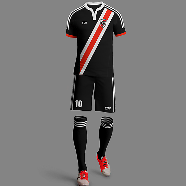 River Plate Away