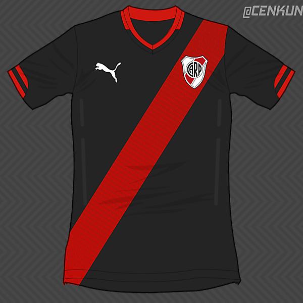 River Plate Away / Puma