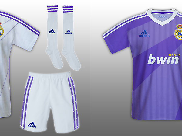 REAL MADRID 1 AND 2