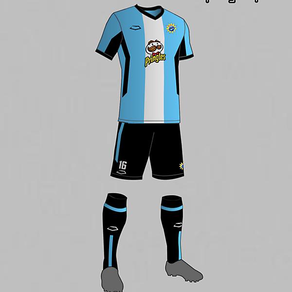 Rocha (Uruguay) Home Kit 2016
