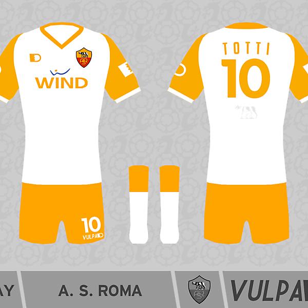 A. S. Roma Kits