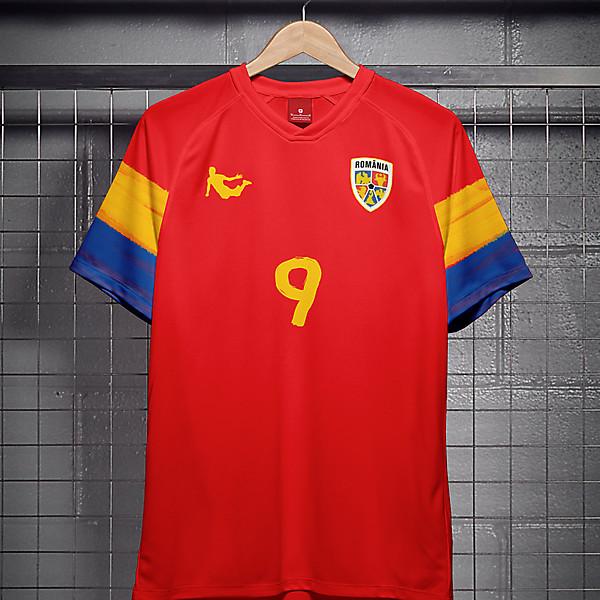 Romania - Away Kit