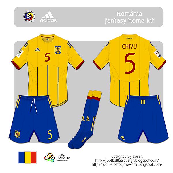 Romania fantasy home