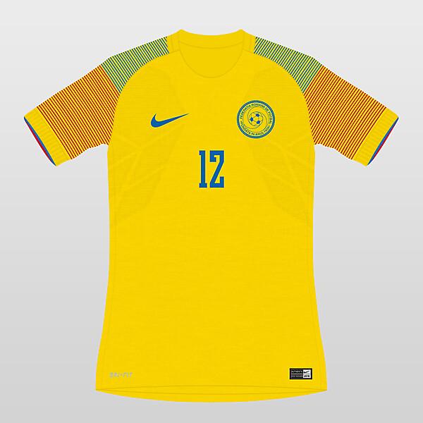Romania x Nike