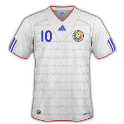 Romania Away