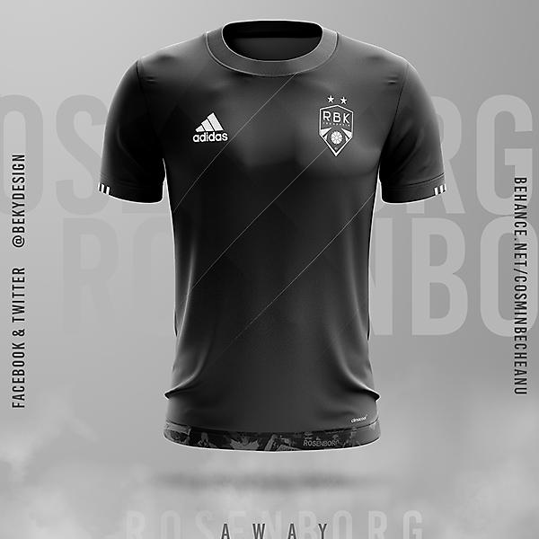 Rosenborg BK - Away Concept