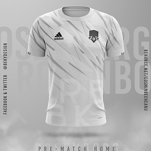 Rosenborg BK - PRE-MATCH Home Concept