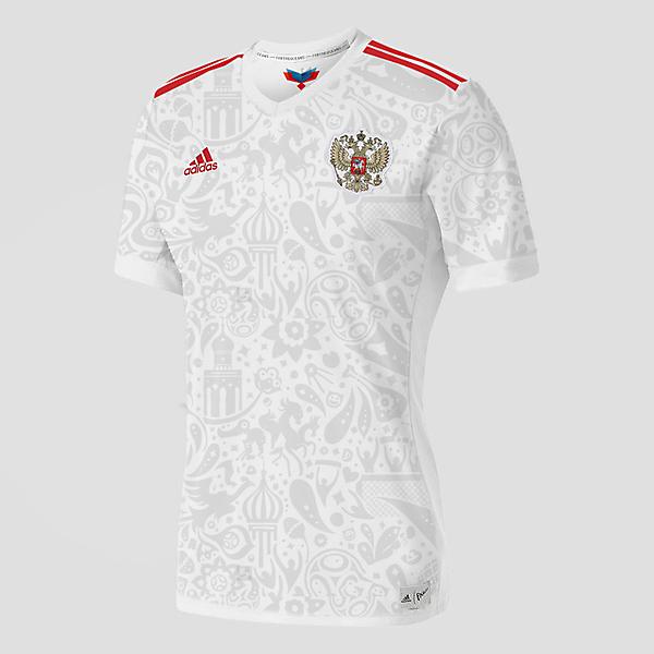 Russia Away Design 2017
