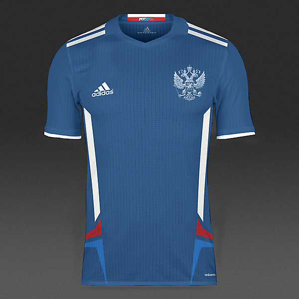 Russia Away Kit Condivo 16