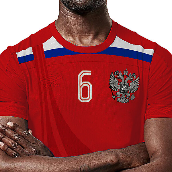 Russia concept kit