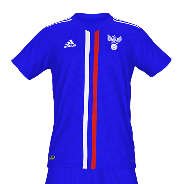 Russia National Team Fantasy Away Kit