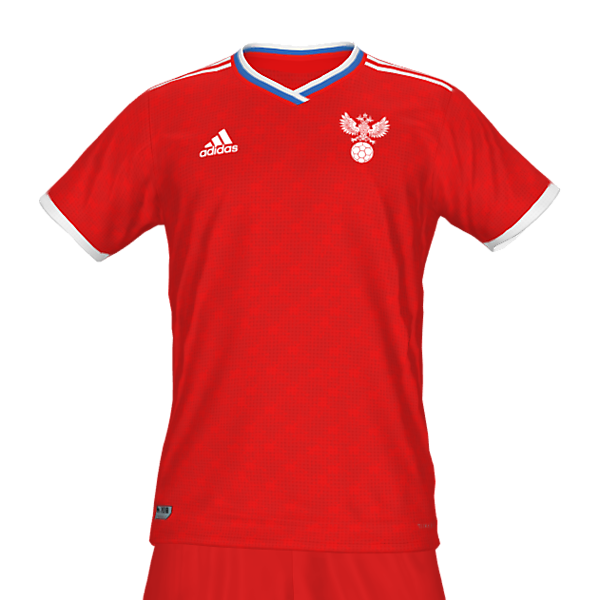 Russia National Team Fantasy Home Kit