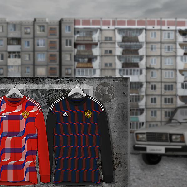 Russia X adidas