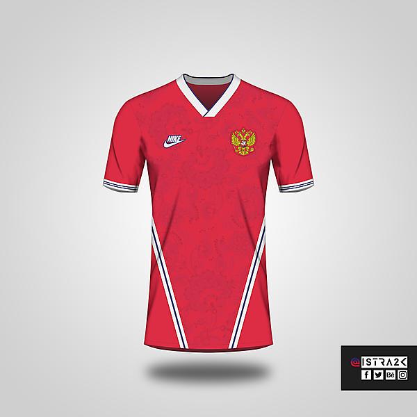 Russia X Nike - Home