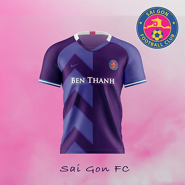 Saigon Away concept