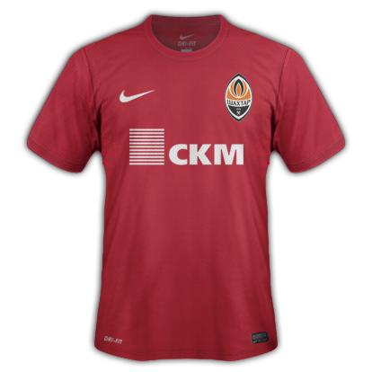 Shakhtar Donetsk fantasy kits with Nike