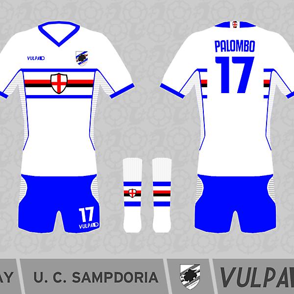 Sampdoria Kits