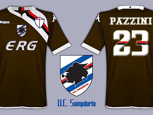 Sampdoria Third 09/10