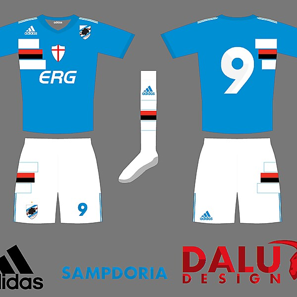 Sampdoria ADIDAS