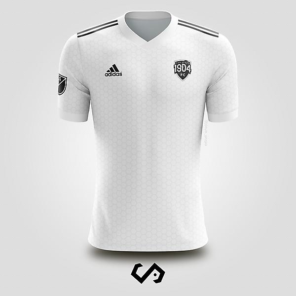 San Diego 1904 FC Away Jersey