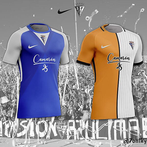 San Fernando by Nike