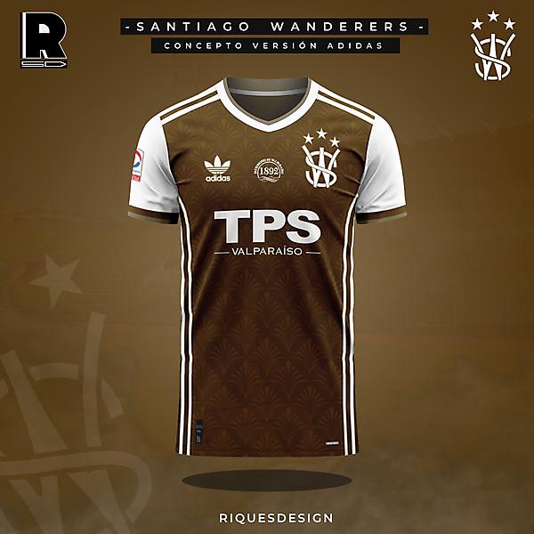 Santiago Wanderers - Concepto Adidas Alternativo