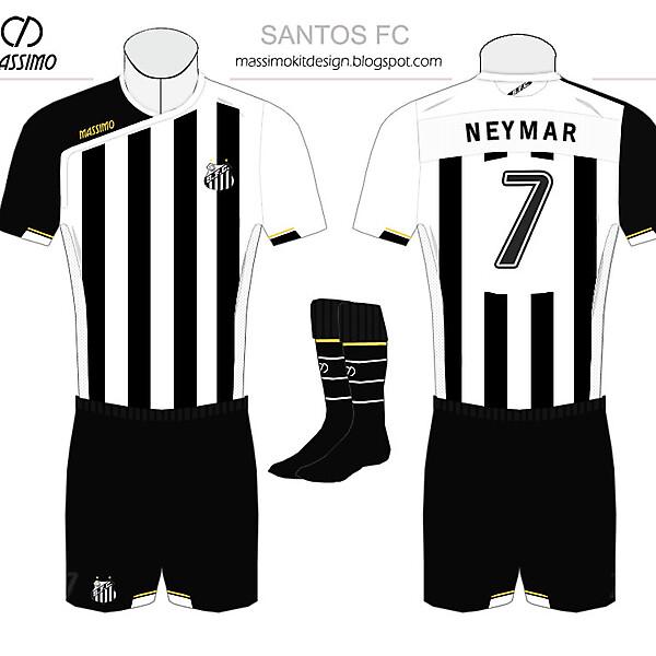 Santos Away