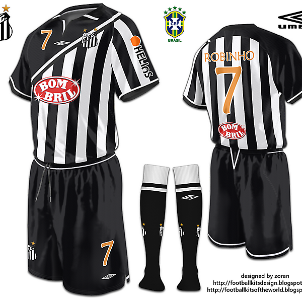 Santos FC fantasy away