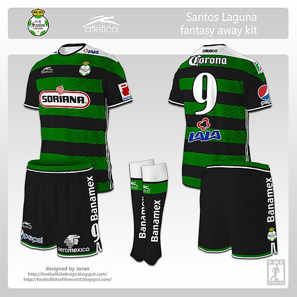 Santos Laguna fantasy away