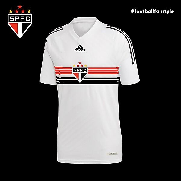 São Paulo FC x Adidas concept kit