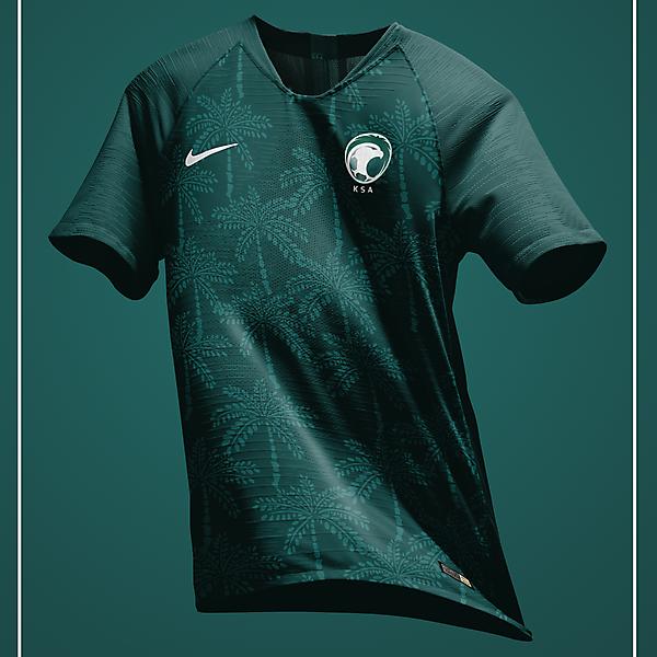 Saudi Arabia 2020 away kit