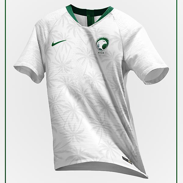 Saudi Arabia 2020 home kit