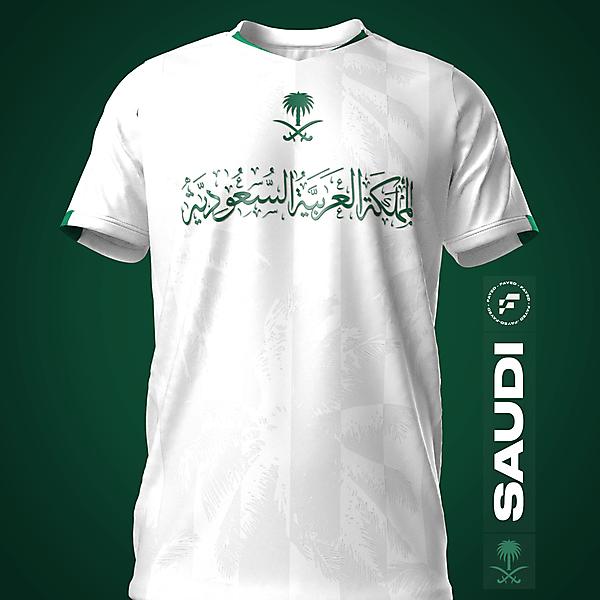 Saudi Arabia | fantasy kit