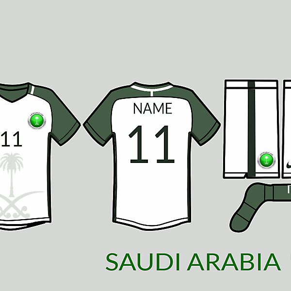 cheaper 2679e 17db4 saudi arabia kit away nike 2016