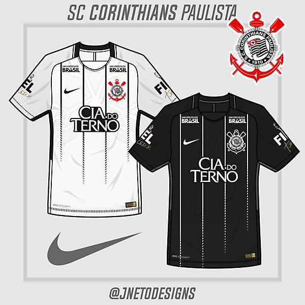 SC Corinthians Paulista - @jnetodesigns