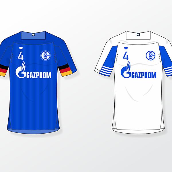 Schalke 04 [fantasy kits]