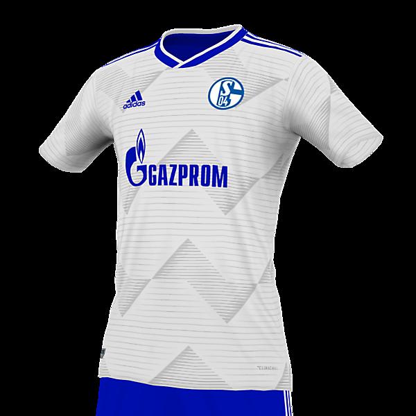Schalke 20 away x Adidas