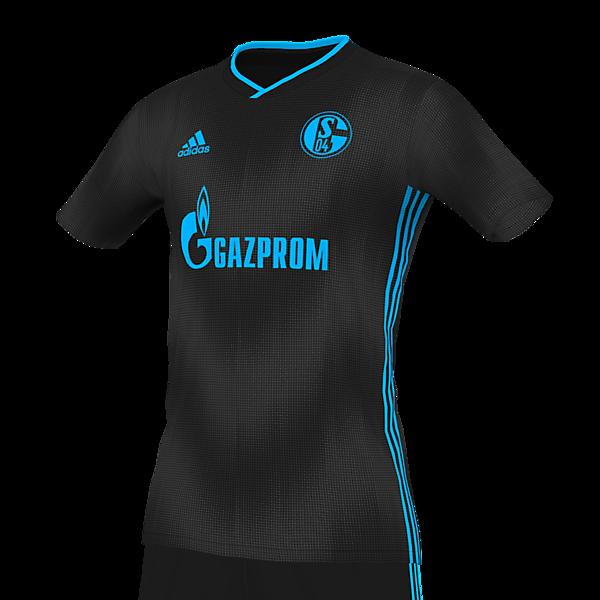 Schalke 20 third x Adidas