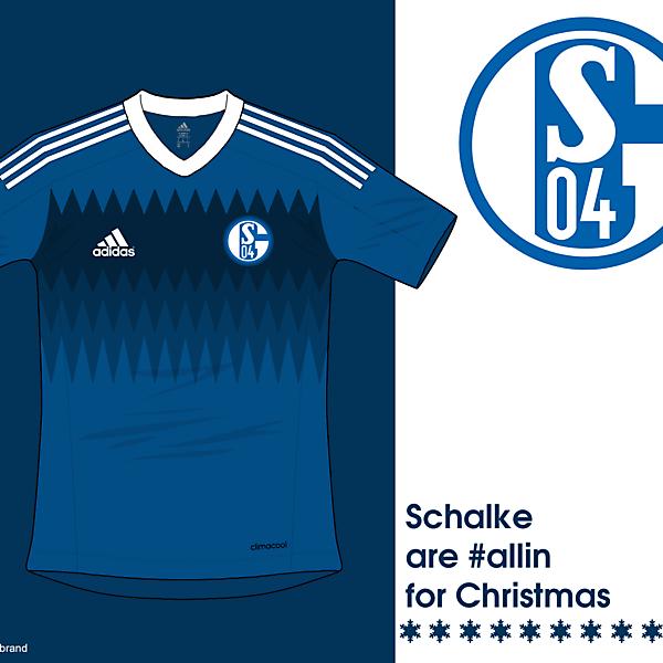 Schalke Christmas Shirt