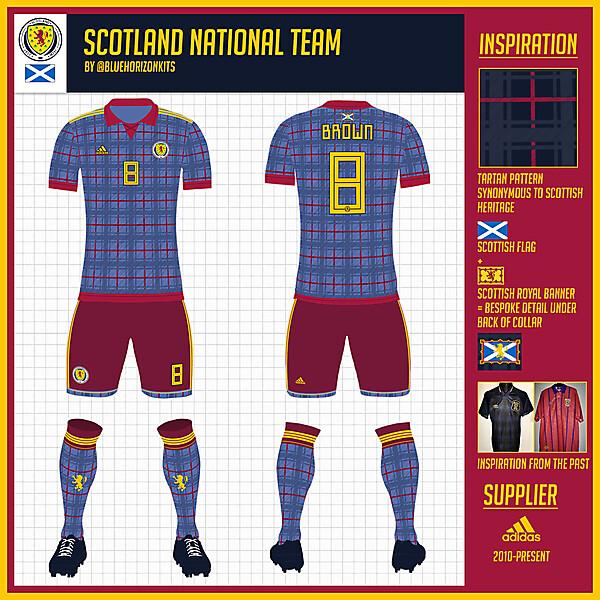 Scotland Away