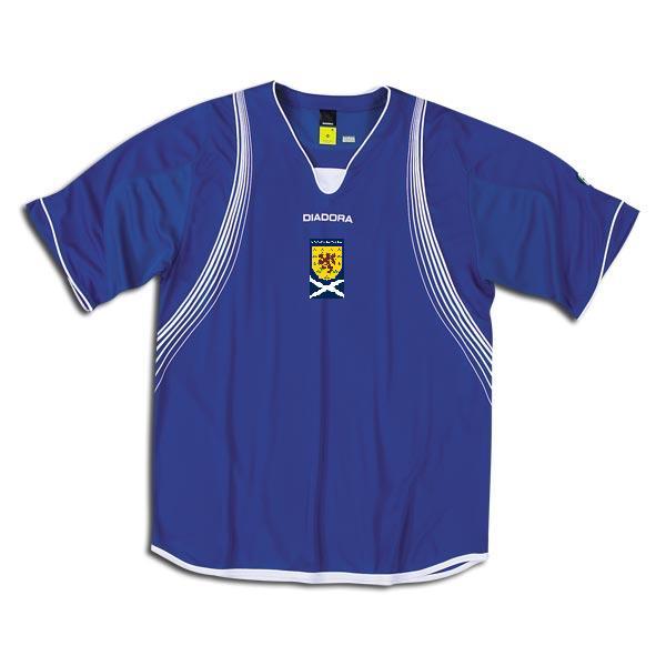 Scotland Home Shirt