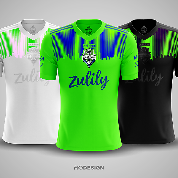 Seattle Sounders || Adidas