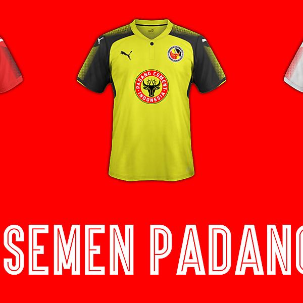 Semen Padang FC (Indonesia) Fantasy Kit