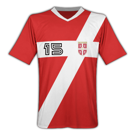World Cup 2010 - Serbia