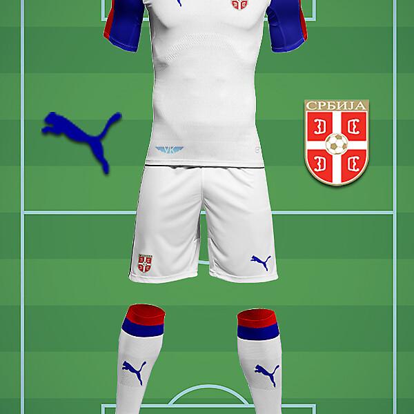 Serbia Puma Home Kit