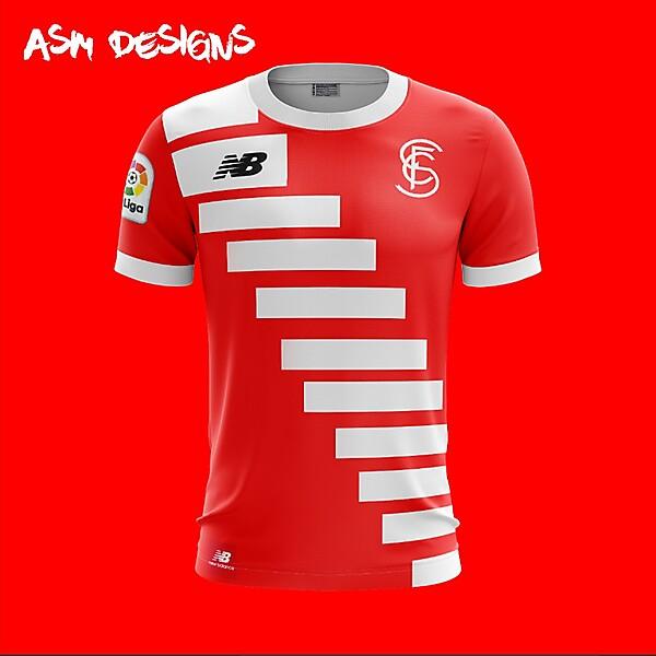 Sevilla FC 2018 New Balance Home Kit