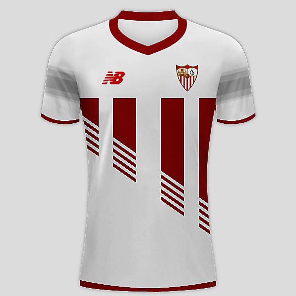Sevilla FC FC 16/17 Home Kit Concept